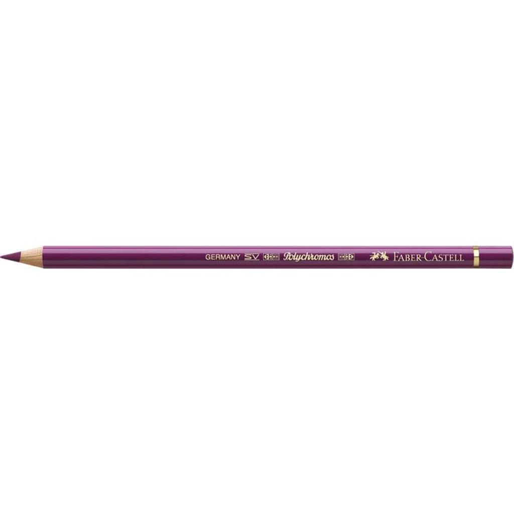 Polychromos Colour Pencil - Magenta