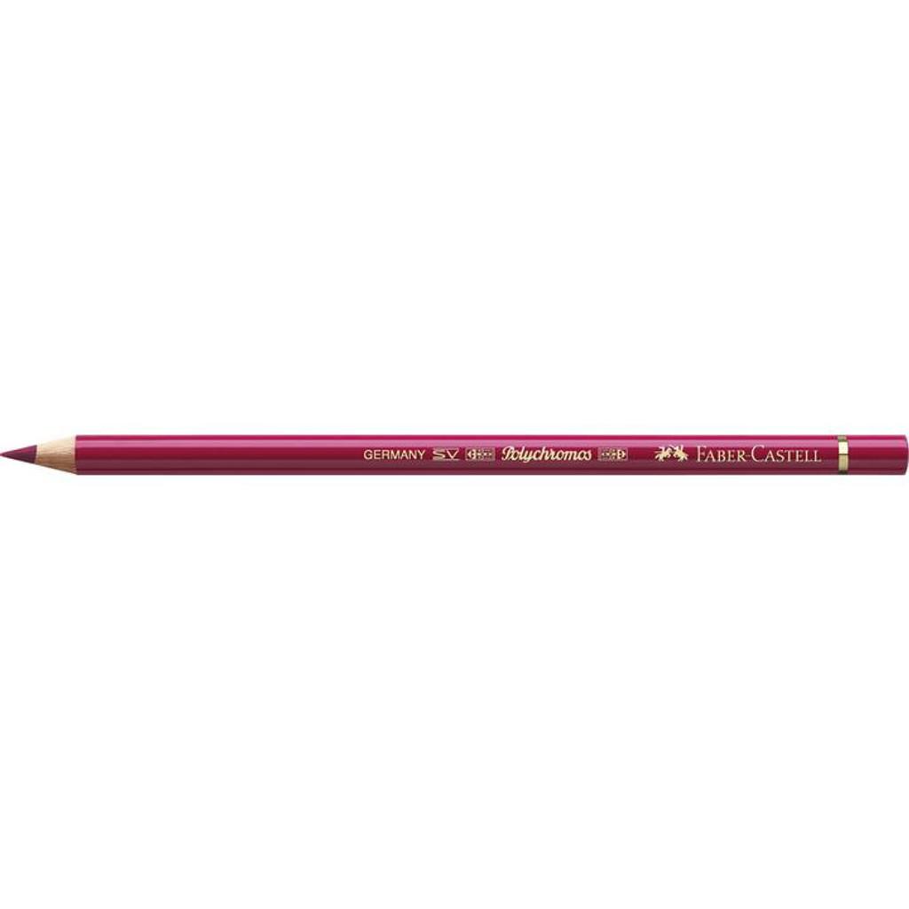 Polychromos Colour Pencil - Madder