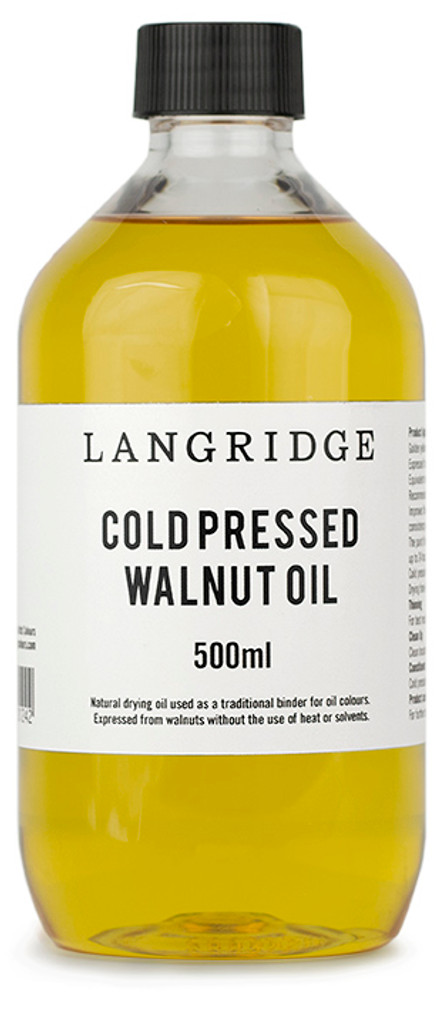 Cold Pressed Walnut Oil