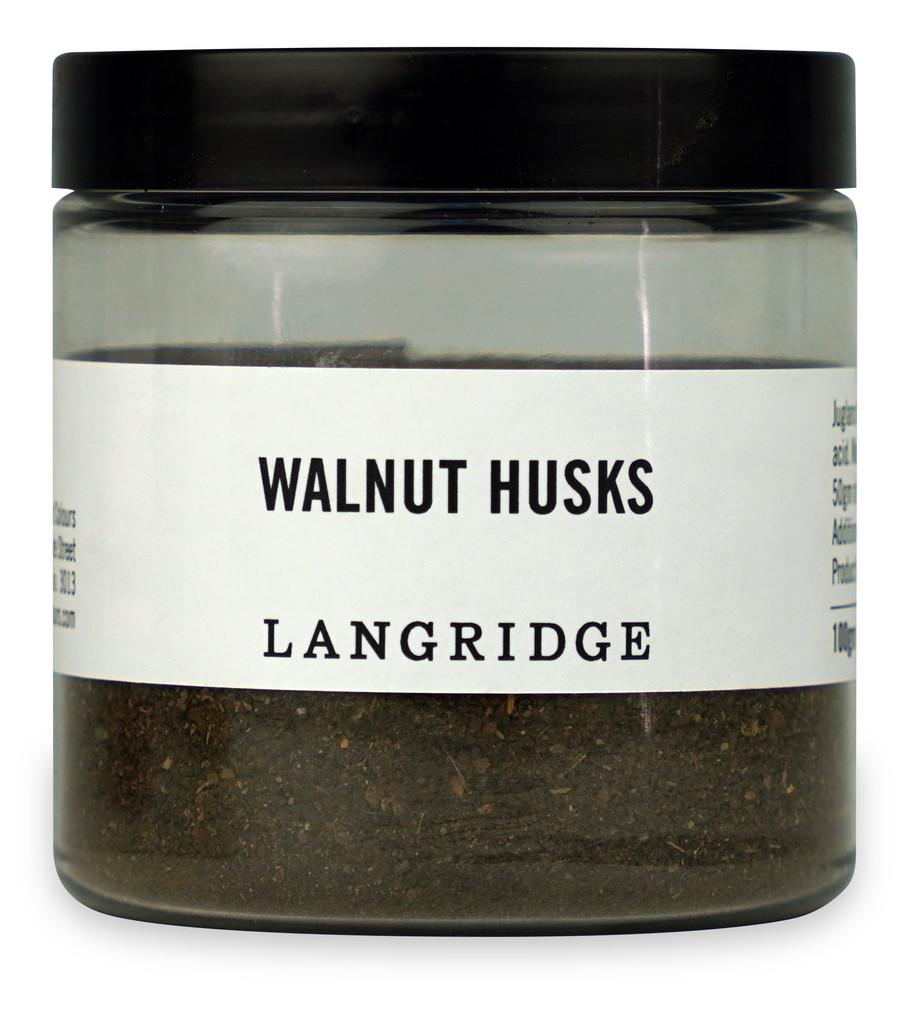Walnut Husks