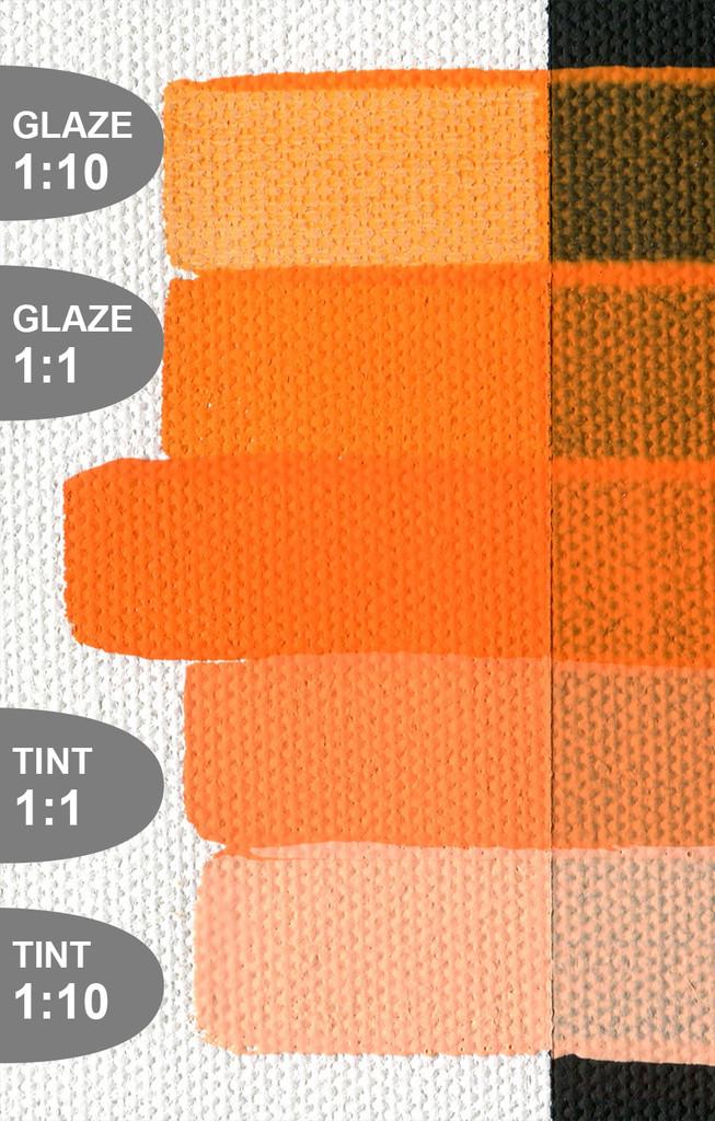 SoFlat Cadmium Orange