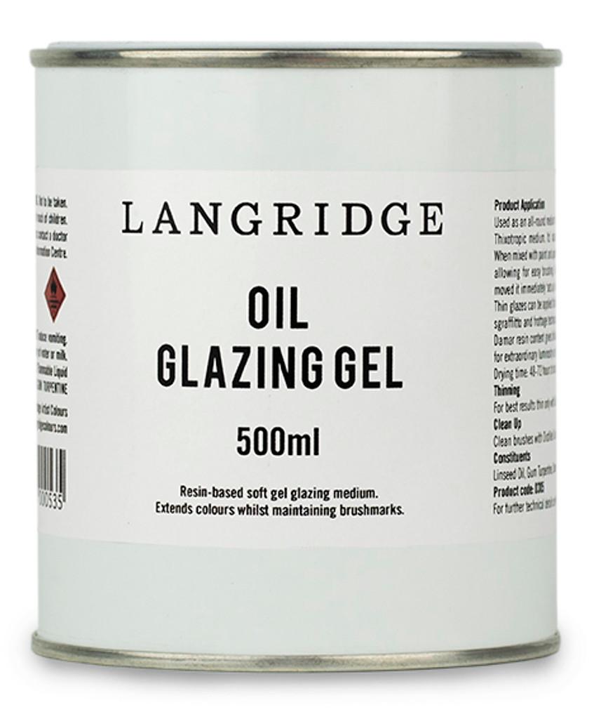 Oil Glazing Gel