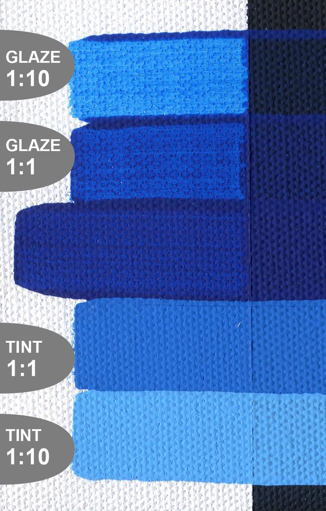 SoFlat Phthalo Blue (Green Shade)
