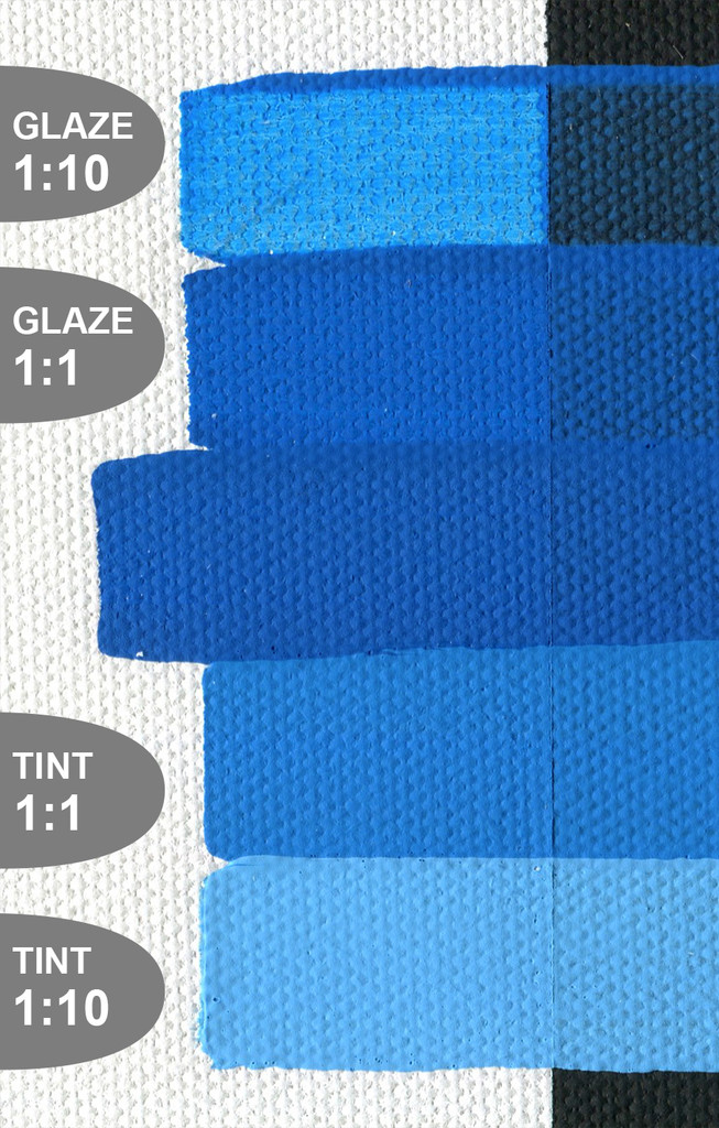 SoFlat Cerulean Blue Hue