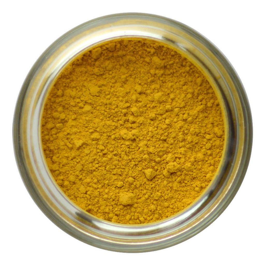 Golden Ochre Pigment
