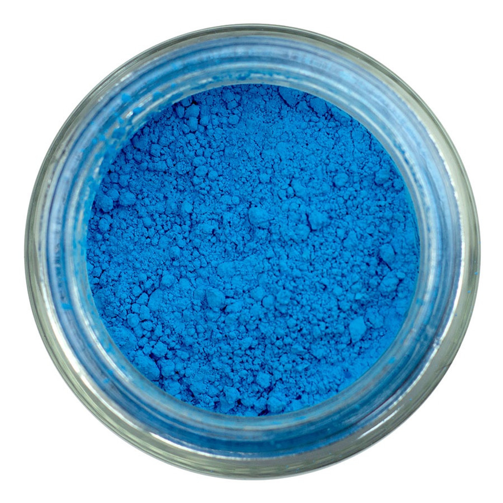 Cerulean Blue Genuine Pigment