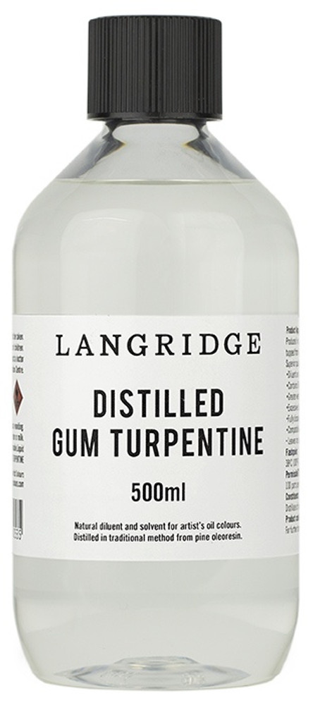 Distilled Gum Turpentine