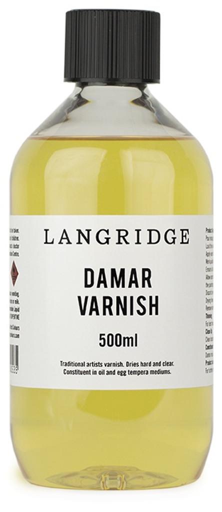 Damar Varnish