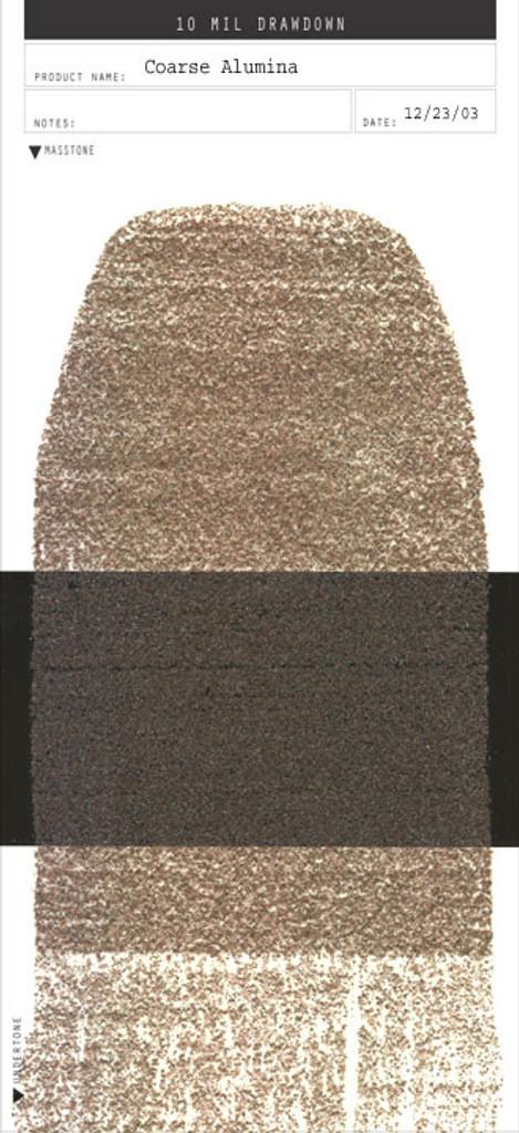 Coarse Alumina