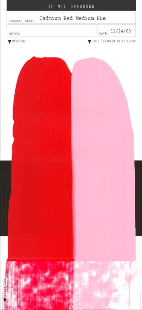 FL Cadmium Red Medium Hue