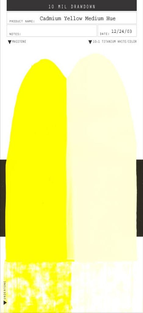 FL Cadmium Yellow Medium Hue