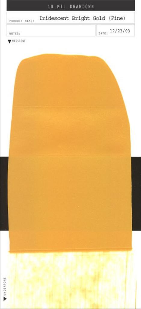 FL Iridescent Bright Gold (fine)