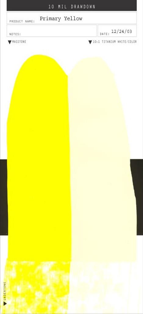 FL Primary Yellow