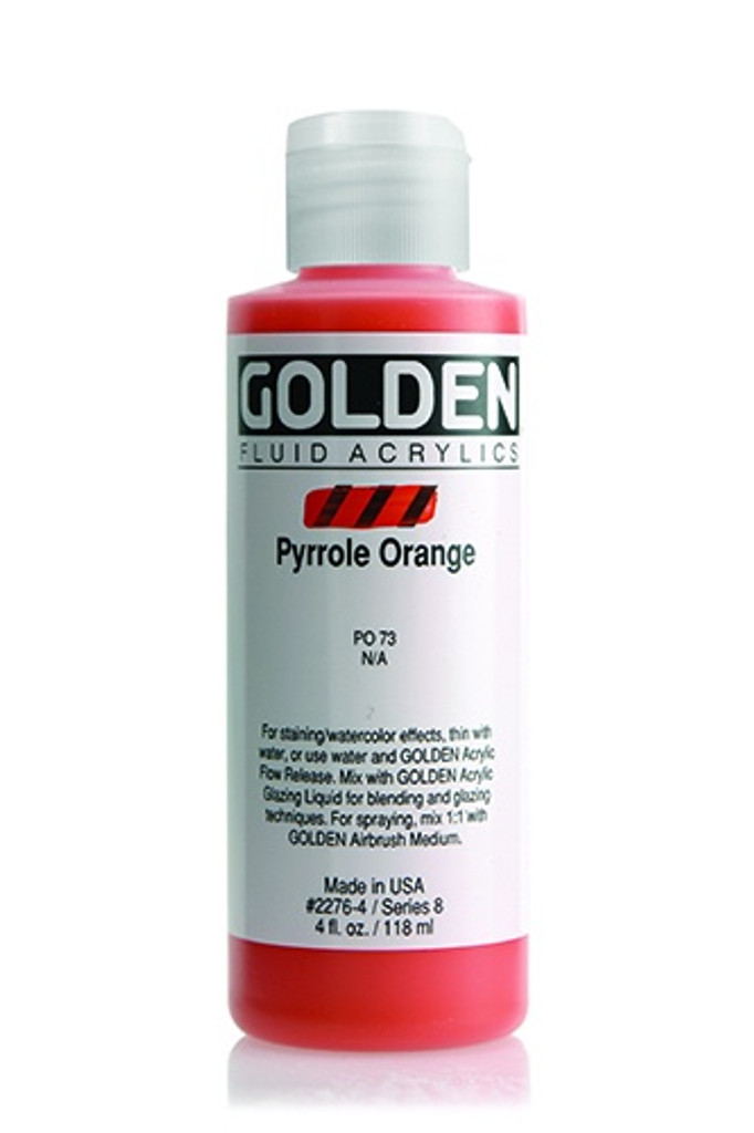 FL Pyrrole Orange