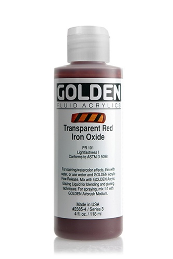 FL Trans. Red Iron Oxide