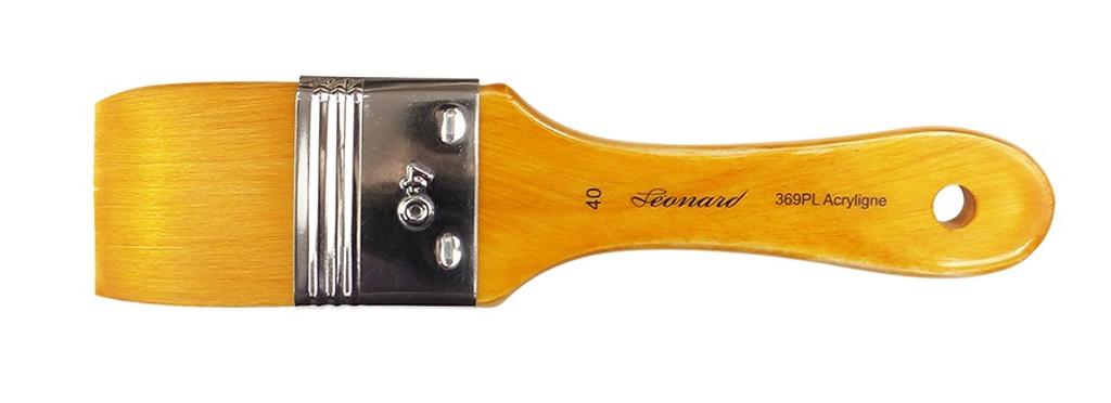 Leonard Golden Synthetic Flat Mottler 369PL