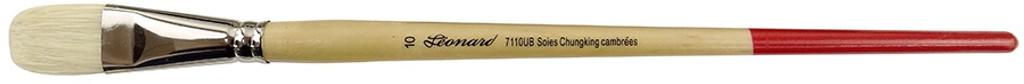 Leonard Interlocked Bristle Filbert 7110UB