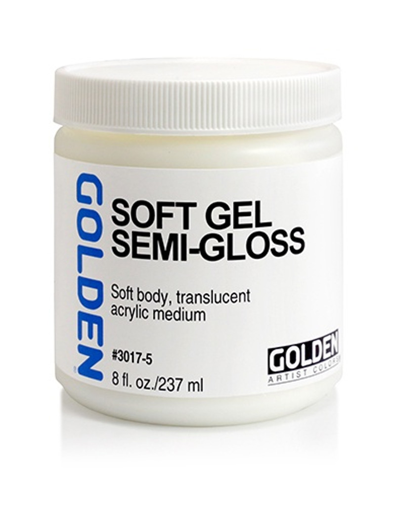 Soft Gel (Semi-Gloss)