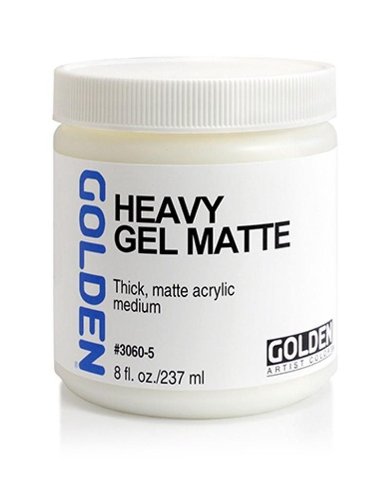Heavy Gel (Matte)