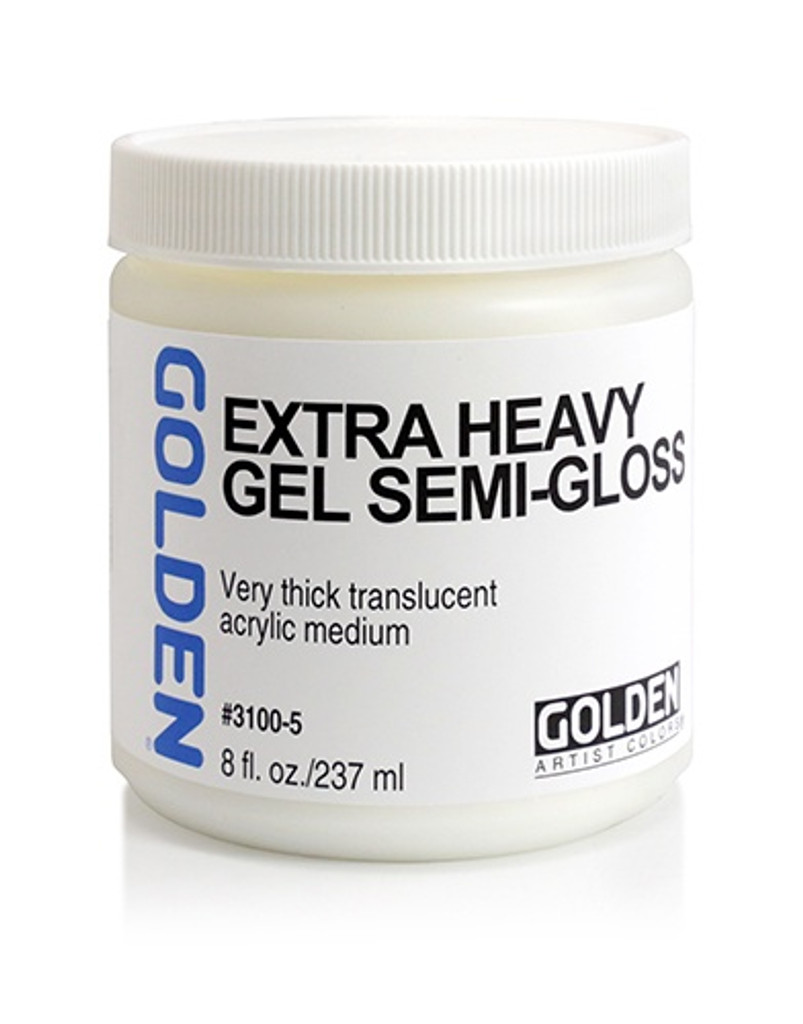 Extra Heavy Gel (Semi-Gloss)