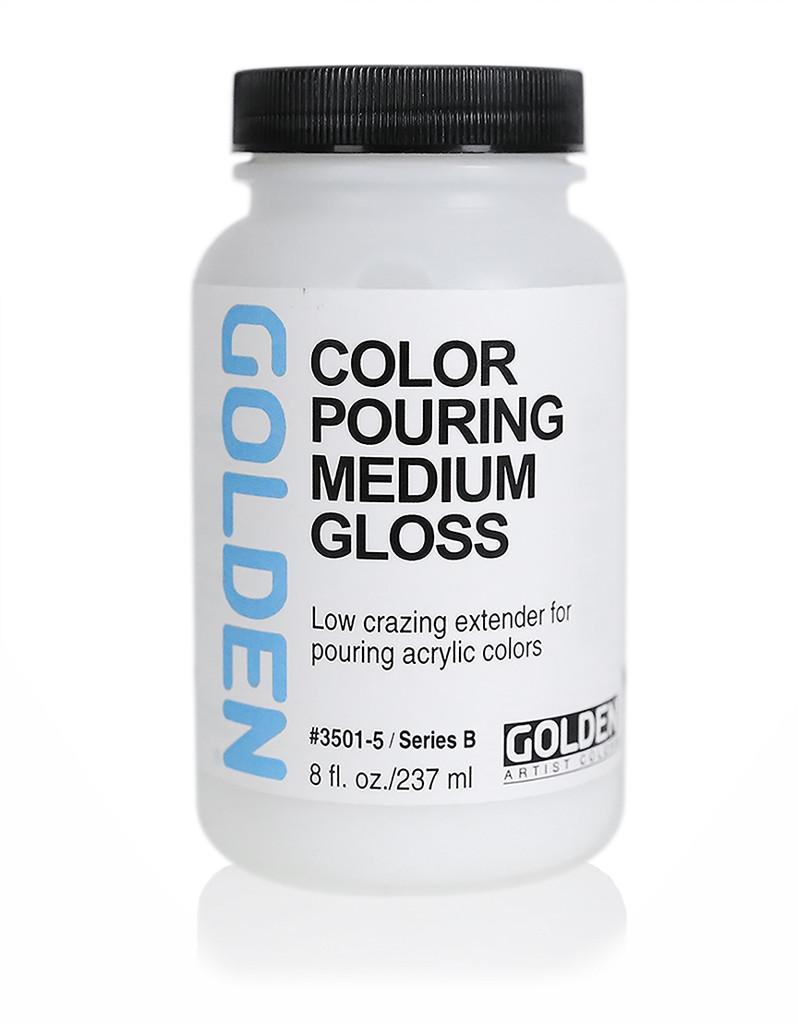Colour Pouring Medium (Gloss)