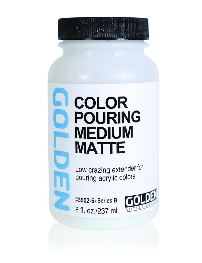 Colour Pouring Medium (Matte)