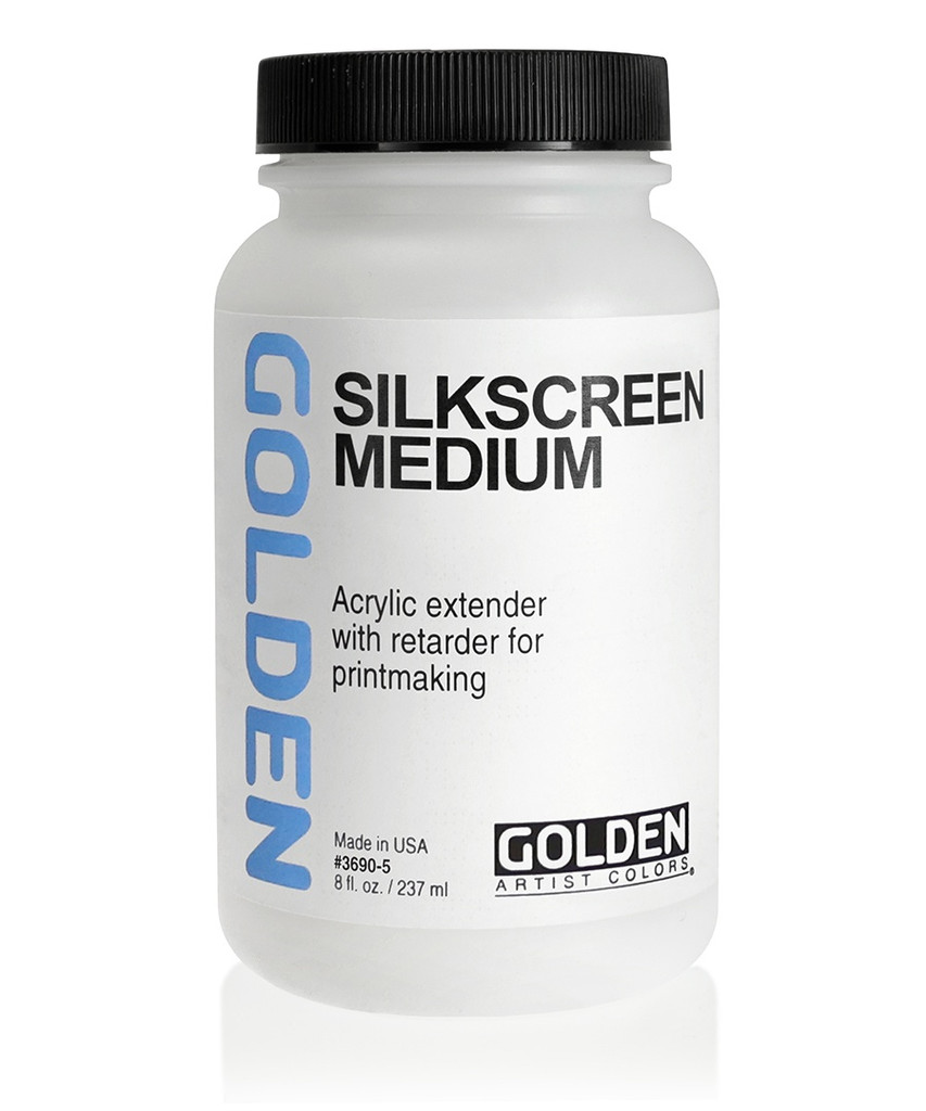 Silkscreen Medium