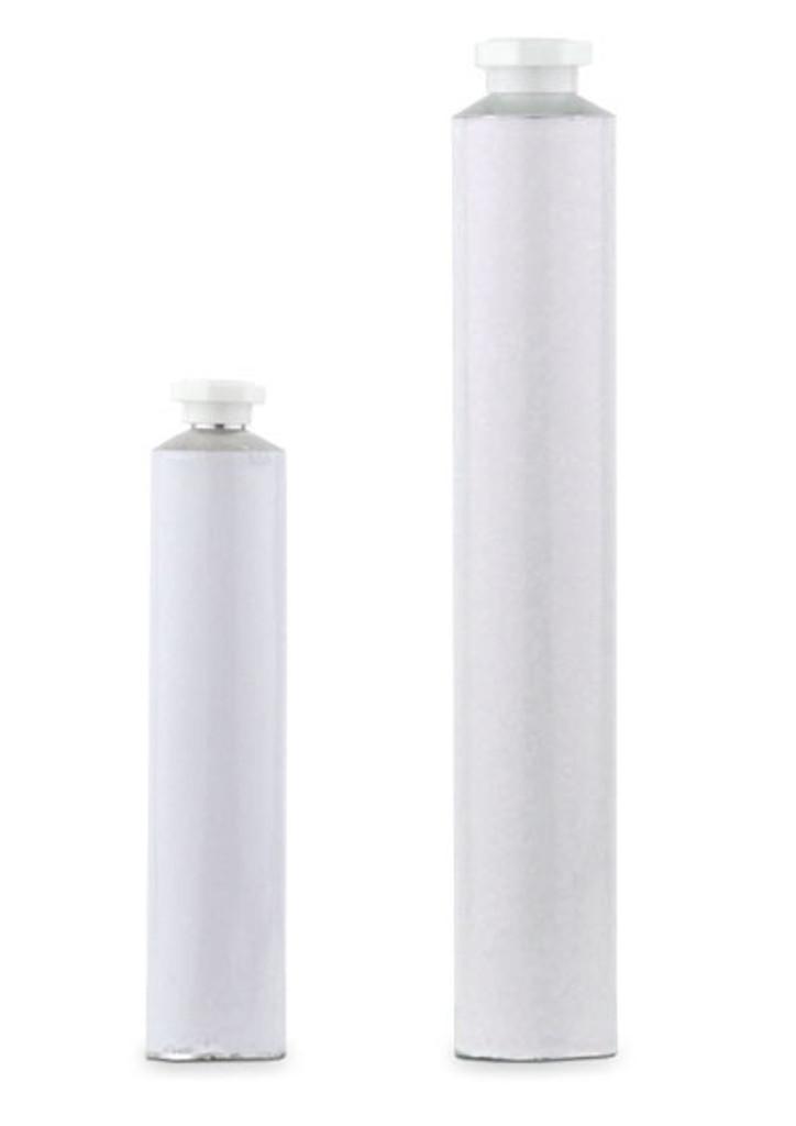 Empty paint tube