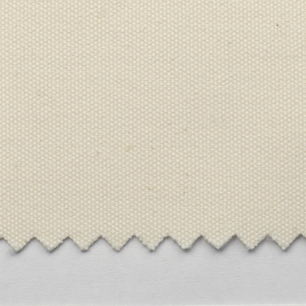 Cotton 14oz White Acrylic Primed