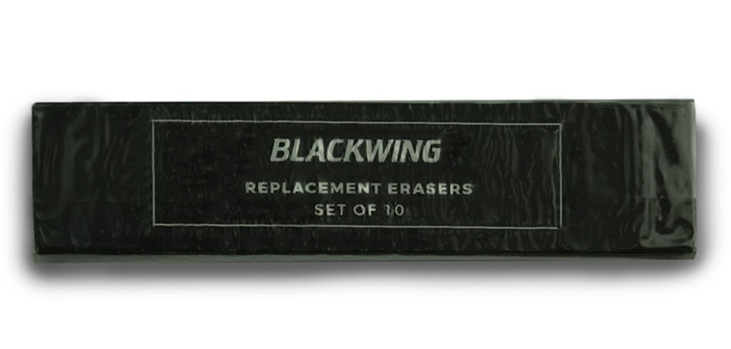 Palomino Blackwing Replacement Erasers - 10 Pack