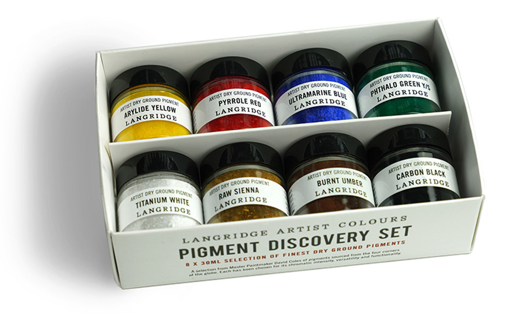 Pigment Set - Discovery