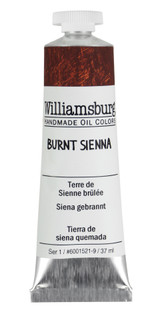 Williamsburg Burnt Sienna Oil Colour