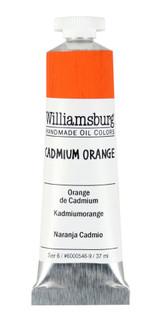Williamsburg Cadmium Orange Oil Colour