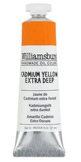 Williamsburg Cadmium Yellow Extra Deep Oil Colour