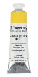 Williamsburg Cadmium Yellow Light Oil Colour