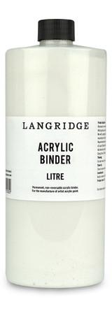 Langridge Acrylic Binder