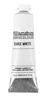 Williamsburg Flake White Oil Colour