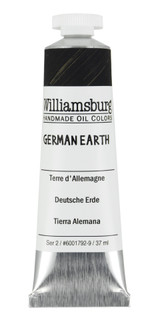Williamsburg German Earth Oil Colour