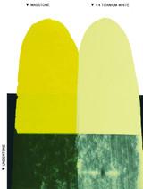 Langridge Arylide Lemon Oil Colour