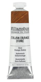 Williamsburg Italian Orange Ochre Oil Colour