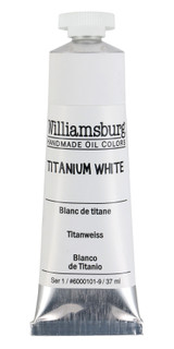 Williamsburg Titanium White Oil Colour