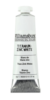 Williamsburg Titanium - Zinc White Oil Colour
