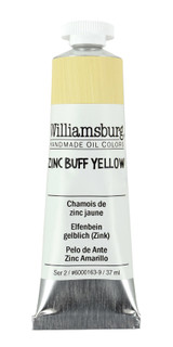 Williamsburg Zinc Buff Yellowish Oil Colour
