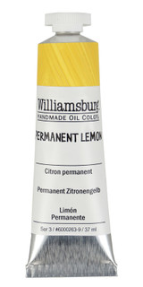 Williamsburg Permanent Lemon Oil Colour