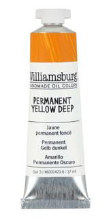 Williamsburg Permanent Yellow Deep Oil Colour