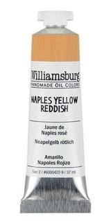 Williamsburg Naples Yellow Reddish Oil Colour