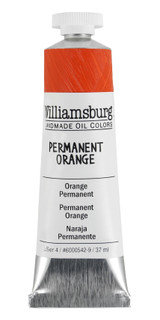 Williamsburg Permanent Orange Oil Colour
