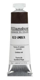 Williamsburg Red Umber Oil Colour