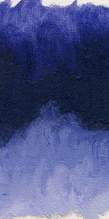 Williamsburg Ultramarine Blue French Oil Colour