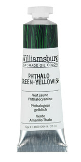 Williamsburg Phthalo Green-Yellowish Oil Colour